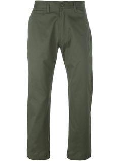 брюки-чинос E. Tautz