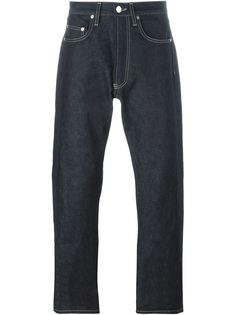 джинсы прямого кроя E. Tautz