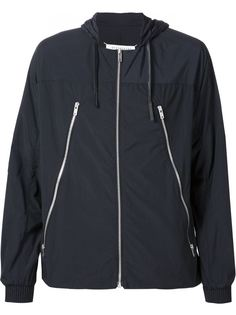 куртка-бомбер с декоративными молниями Maison Margiela