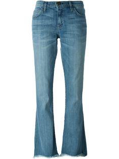 джинсы Superloved с клешем ниже колена Current/Elliott