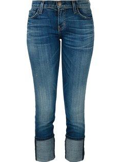 джинсы кроя скинни Current/Elliott