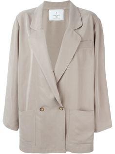двубортный пиджак Carolina Ritzler