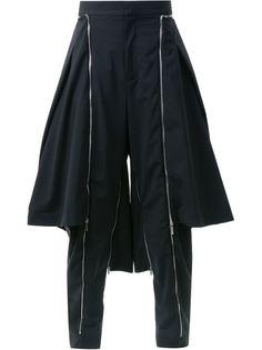 многослойные брюки  Fengchen Wang
