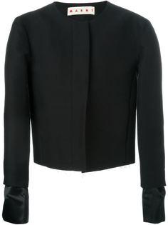 пиджак с круглым вырезом Marni
