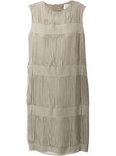 платье шифт без рукавов  Maison Margiela
