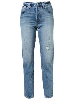 выбеленные джинсы Levis Levis®