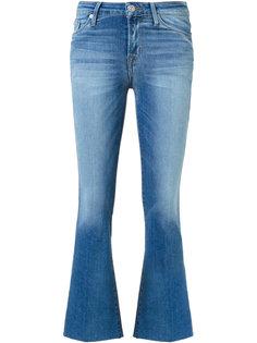 укороченные расклешенные джинсы Carve Hudson