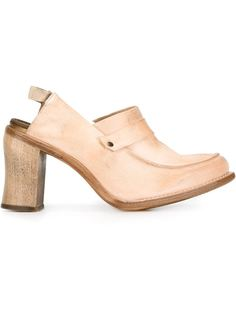 туфли с открытой пяткой  Cherevichkiotvichki
