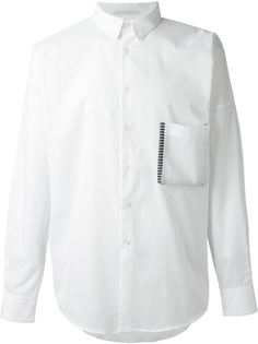 рубашка с нагрудным карманом Lucio Vanotti