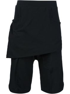 шорты с заниженным шаговым швом Thamanyah
