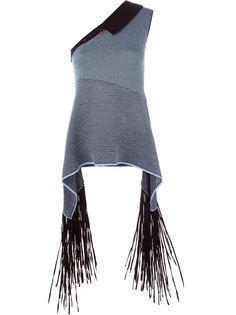 свитер с панельным дизайном  Stella McCartney