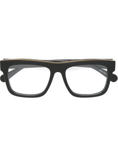 оптические очки Oversized Square Stella Mccartney Eyewear