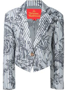 блейзер Ticking Vivienne Westwood Red Label