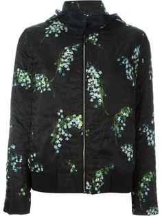 куртка Iris с узором Moncler Gamme Rouge