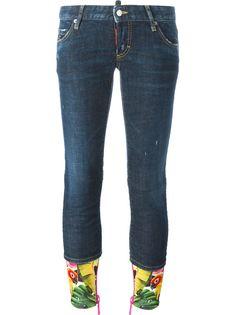 джинсы Sexy  Dsquared2