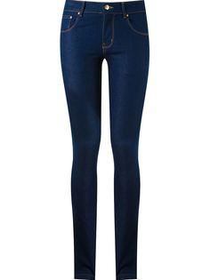 джинсы кроя скинни  Amapô