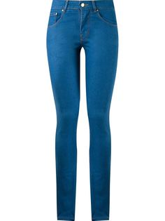 джинсы скинни с пятью карманами Amapô