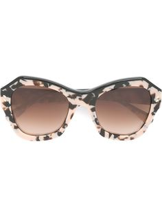 солнцезащитные очки Havana  Stella Mccartney Eyewear