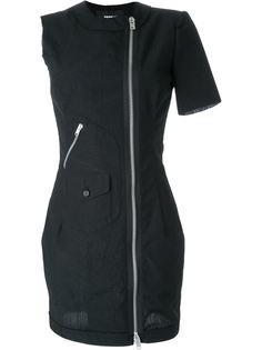 платье с двухсторонней застежкой-молнией Yang Li