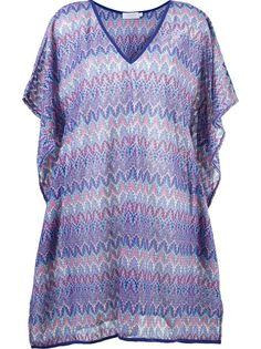 трикотажное пляжное платье Brigitte