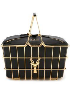большая сумка-корзина Caroline Savas