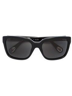солнцезащитные очки в прямоугольной оправе Linda Farrow