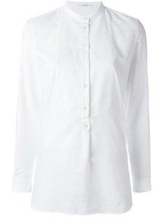рубашка с воротником-мандарин Lardini
