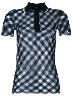 полосатая рубашка поло Stella McCartney