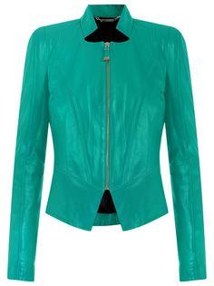 leather jacket Tufi Duek