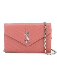сумка-кошелек через плечо Monogram Saint Laurent