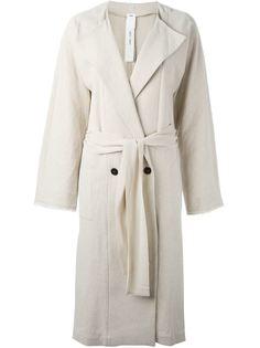 двубортное пальто  Damir Doma