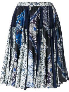юбка с орнаментом Wunderkind