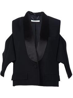 блейзер стилизованный под смокинг Givenchy