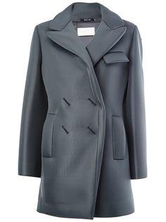 двубортное пальто  Maison Margiela