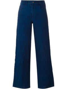 широкие брюки Simon Miller