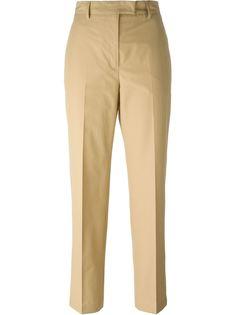 брюки со складками Jil Sander