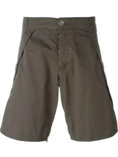 шорты с боковыми карманами Telfar