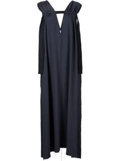 платье без рукавов  Damir Doma