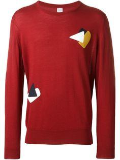вязаный свитер  E. Tautz