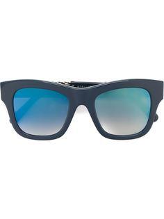 солнцезащитные очки Havana Falabella Square  Stella Mccartney Eyewear