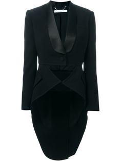 структурированный пиджак в стиле смокинга Givenchy