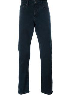 брюки прямого кроя  Burberry