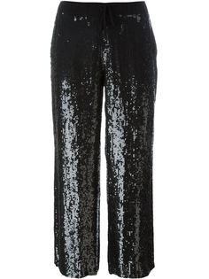 декорированные брюки с пайетками P.A.R.O.S.H.
