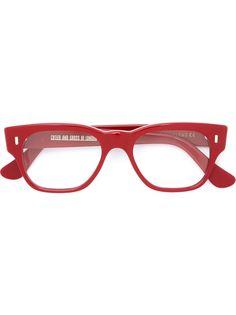 оптические очки в прямоугольной оправе  Cutler & Gross