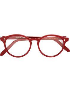 оптические очки в круглой оправе  Cutler & Gross