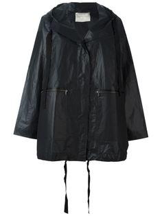 пальто со сборкой Lanvin