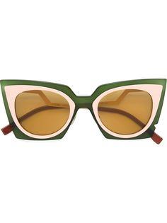 солнцезащитные очки Orchidea Fendi Eyewear