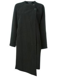 однобортное пальто Soul Minimarket