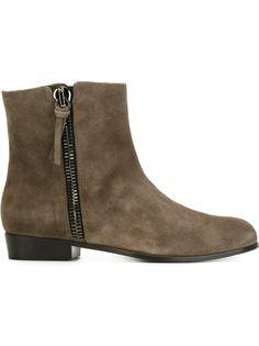 ботинки на молнии  Giuseppe Zanotti Design