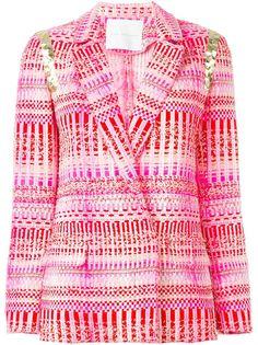 тканый пиджак Giada Benincasa